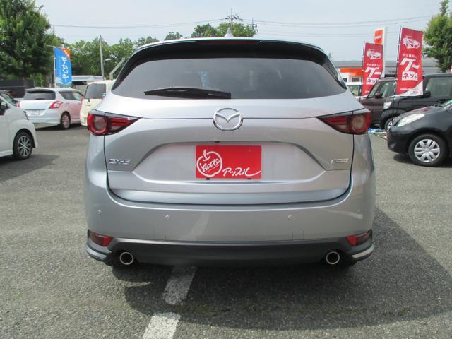 「マツダ」「CX-5」「SUV・クロカン」「山梨県」の中古車5