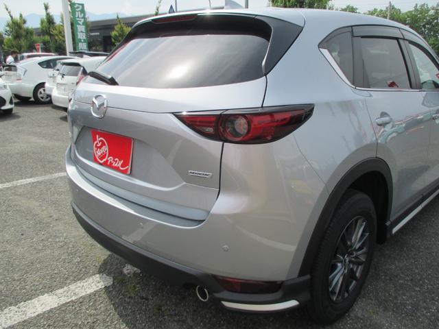 「マツダ」「CX-5」「SUV・クロカン」「山梨県」の中古車47