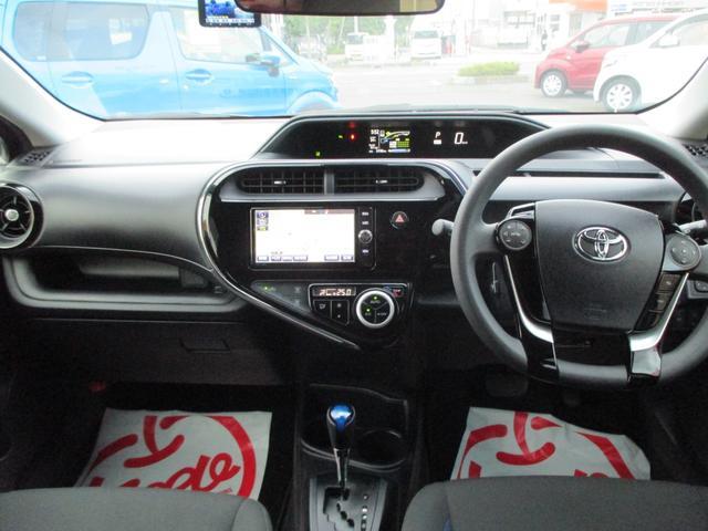 S 1年走行無制限保証 除菌シートクリーニング トヨタセーフティセンス 純正SDナビ バックカメラ フルセグTV Bluetooth ドラレコ ETC車載器 プッシュスタート ワンオーナー(10枚目)