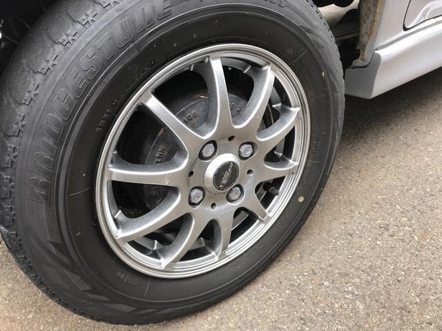 L 4WD 5速マニュアル車 タイミングベルト交換済(8枚目)