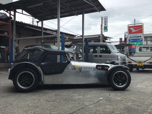 「ケータハム」「ケータハム スーパー7」「オープンカー」「山梨県」の中古車3