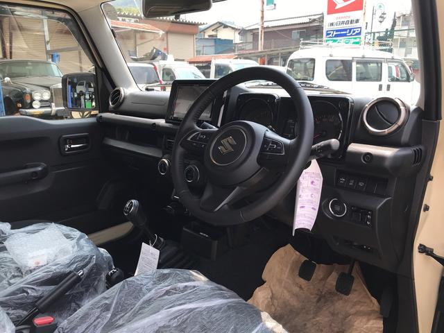 「スズキ」「ジムニーシエラ」「SUV・クロカン」「山梨県」の中古車26