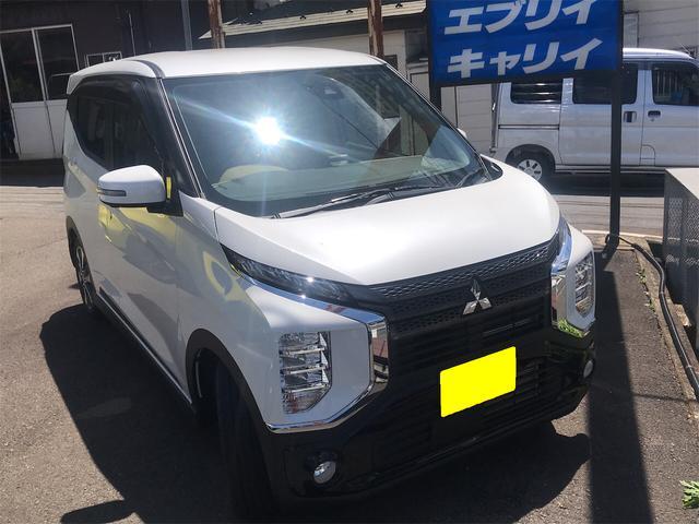 「三菱」「eKクロス」「コンパクトカー」「山梨県」の中古車3