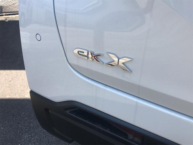 「三菱」「eKクロス」「コンパクトカー」「山梨県」の中古車13