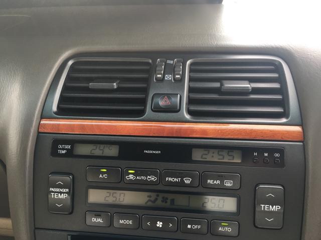 トヨタ セルシオ B仕様 社外HDDナビ TV 車高調 ETC 16インチAW