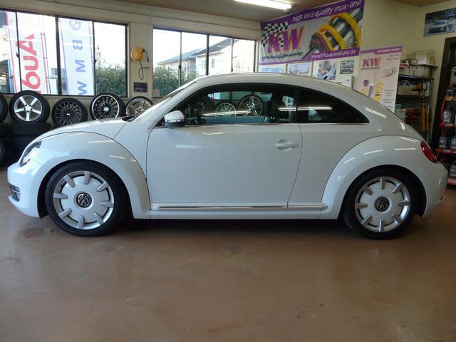 「フォルクスワーゲン」「VW ザビートル」「クーペ」「山梨県」の中古車5