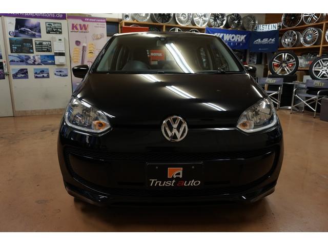 「フォルクスワーゲン」「VW アップ!」「コンパクトカー」「山梨県」の中古車3