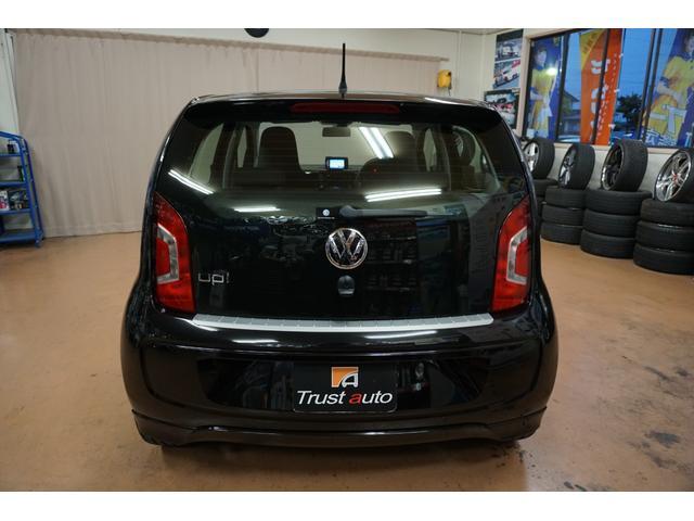 「フォルクスワーゲン」「VW アップ!」「コンパクトカー」「山梨県」の中古車7