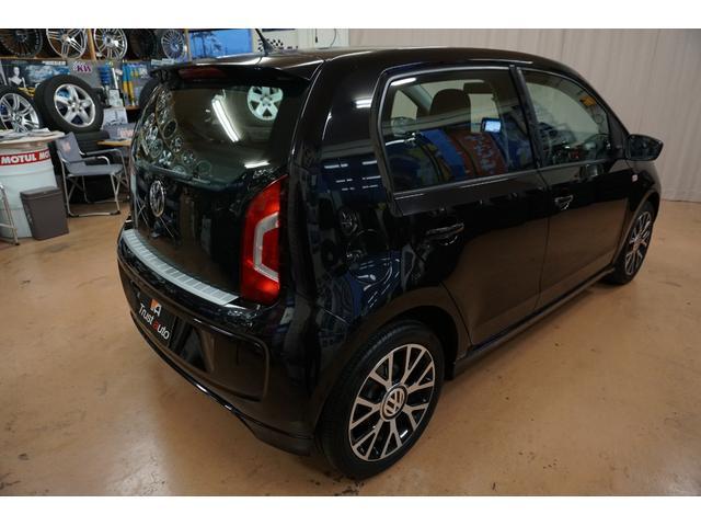 「フォルクスワーゲン」「VW アップ!」「コンパクトカー」「山梨県」の中古車8