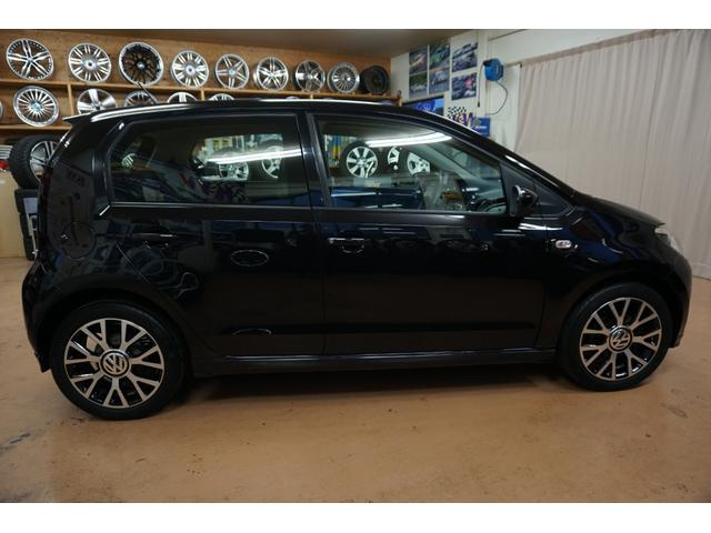 「フォルクスワーゲン」「VW アップ!」「コンパクトカー」「山梨県」の中古車9