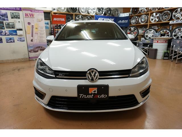 「フォルクスワーゲン」「VW ゴルフヴァリアント」「ステーションワゴン」「山梨県」の中古車3