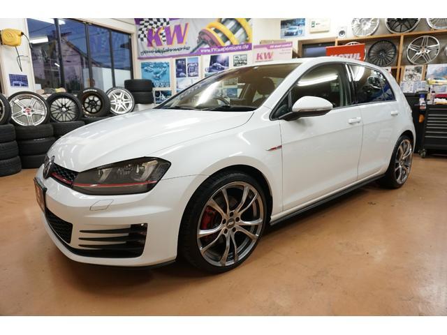 「フォルクスワーゲン」「VW ゴルフGTI」「コンパクトカー」「山梨県」の中古車4