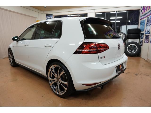 「フォルクスワーゲン」「VW ゴルフGTI」「コンパクトカー」「山梨県」の中古車6