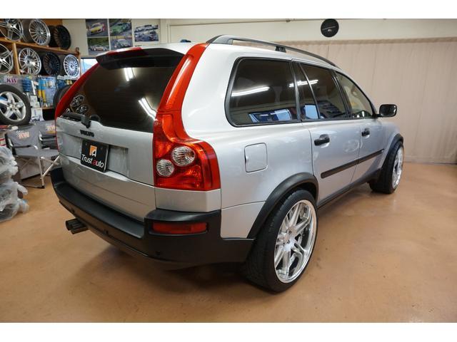 「ボルボ」「ボルボ XC90」「SUV・クロカン」「山梨県」の中古車8