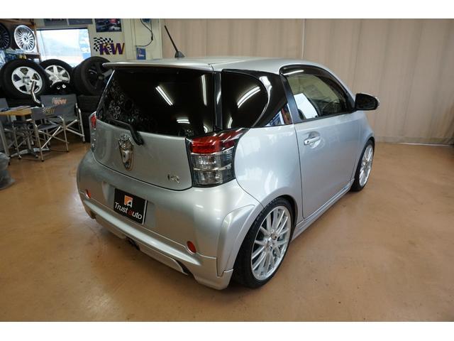 「トヨタ」「iQ」「コンパクトカー」「山梨県」の中古車8