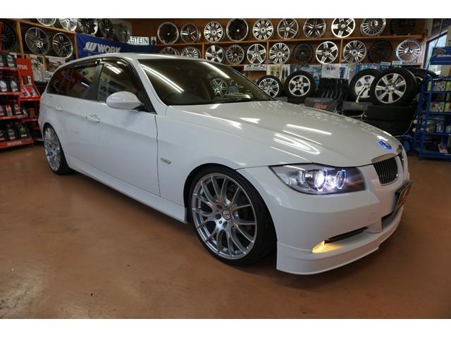 「BMW」「3シリーズ」「ステーションワゴン」「山梨県」の中古車56