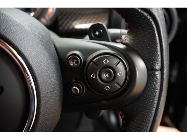 クーパーS 新品H&Rダウンサス・OZスーパーツーリズモGTマッドブラック17AW・アクティブクルーズコントロール・インテリジェントセーフティー・パーキングアシスト・LEDヘッドライト・純正HDDナビ(24枚目)