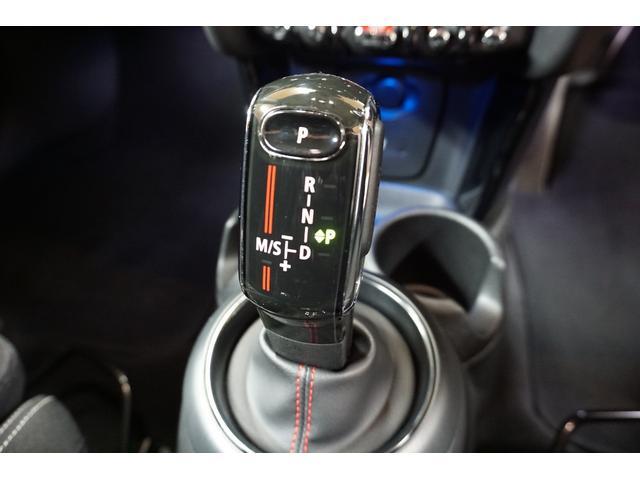 クーパーS 新品H&Rダウンサス・OZスーパーツーリズモGTマッドブラック17AW・アクティブクルーズコントロール・インテリジェントセーフティー・パーキングアシスト・LEDヘッドライト・純正HDDナビ(35枚目)