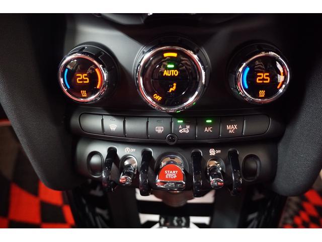 クーパーS クーパーS(4名) サンダーグレーメタリック 17AW 赤革シートカバー スマートキー アイドリングストップ 純正HDDナビ ETC(29枚目)