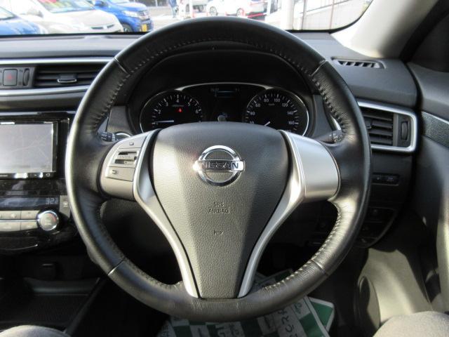 日産 エクストレイル 20X エマージェンシーブレーキパッケージ 5人 4WD