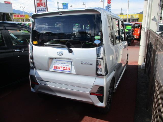 カスタムX 4WD(3枚目)