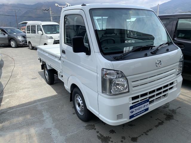 KCエアコン・パワステ 4WD 5速マニュアル(3枚目)