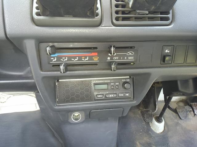 ホンダ アクティトラック 5速SDX