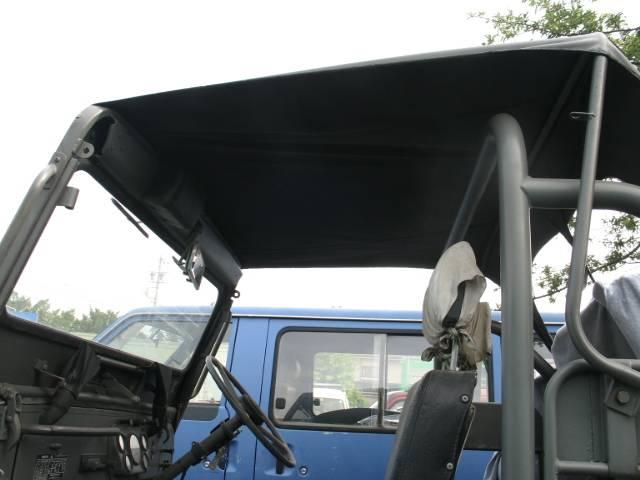 オープントップ 4WD(3枚目)