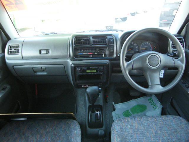 XC 4WD ターボ ルーフレール ETC車載器 キーレス(7枚目)