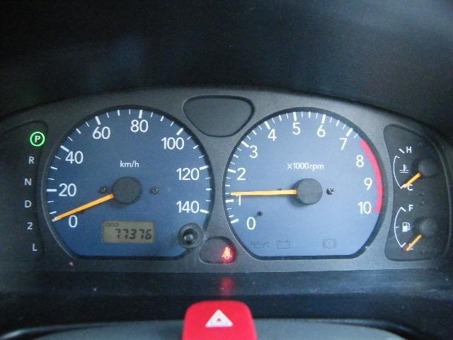 XC 4WD ターボ ルーフレール ETC車載器 キーレス(12枚目)