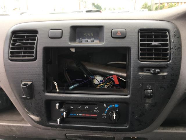 トヨタ ライトエーストラック DX 4WD 5速MT エアコン パワステ 運転席エアバック