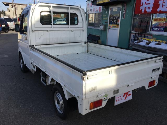 スズキ キャリイトラック 4WD オートマ エアコン パワステ