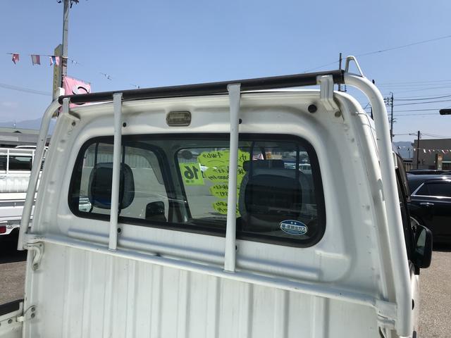 4WD 5速MT エアコン パワステ 運転席エアバック(7枚目)