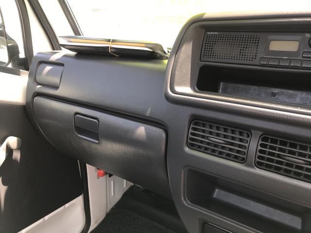 4WD 5速MT エアコン パワステ 運転席エアバック(18枚目)