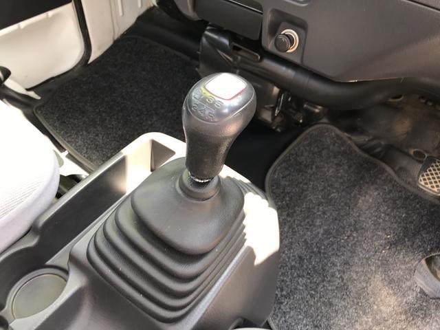 4WD 5速MT エアコン パワステ 運転席エアバック(19枚目)
