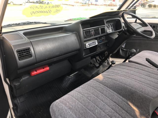 4WD タイミングベルト交換済み ETC エアコン パワステ(19枚目)