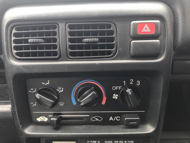 SDX 4WD ダンプ エアコン パワステ タイベル交換済み(20枚目)
