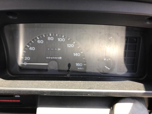 4WD エアコン パワステ パワーウインドウ 5速マニュアル(17枚目)