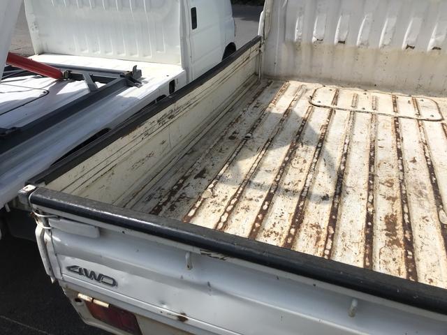4WD 三方開 5速マニュアル 車検令和2年8月まで(8枚目)