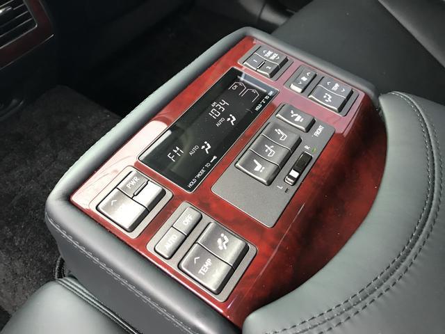 LS600h バージョンU Iパッケージ 4WD 社外テール(10枚目)
