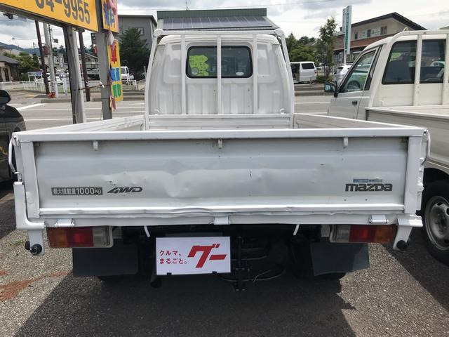 4WD 5速マニュアル 三方開 エアコン パワーステアリング(5枚目)