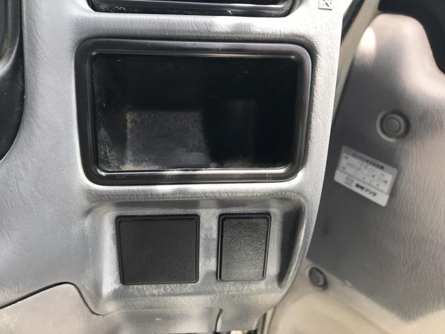 4WD 5速マニュアル 三方開 エアコン パワーステアリング(18枚目)