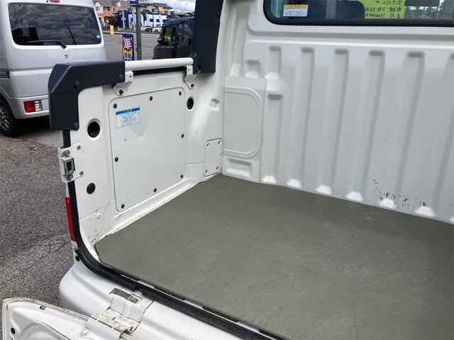 デッキバン 4WD 5速マニュアル 走行距離30540キロ エアコン パワーステアリング 両側スライドドア 保証付き 12インチアルミホイール(10枚目)