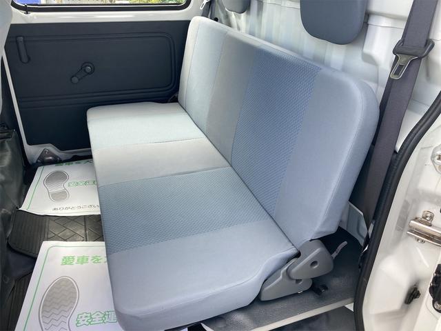 デッキバン 4WD 5速マニュアル 走行距離30540キロ エアコン パワーステアリング 両側スライドドア 保証付き 12インチアルミホイール(15枚目)
