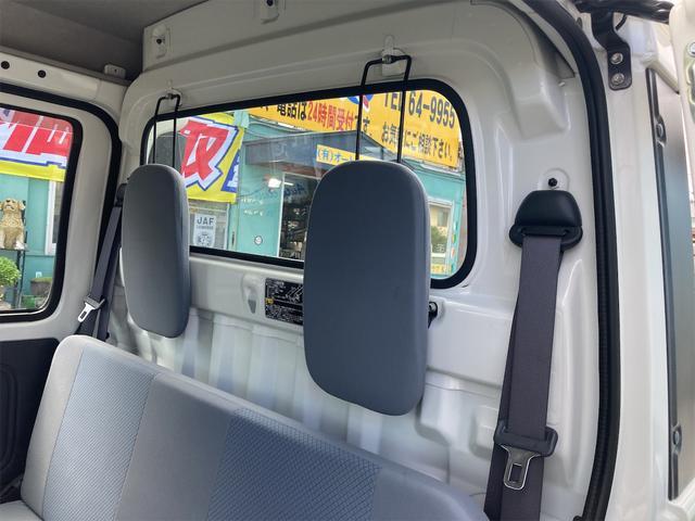 デッキバン 4WD 5速マニュアル 走行距離30540キロ エアコン パワーステアリング 両側スライドドア 保証付き 12インチアルミホイール(16枚目)