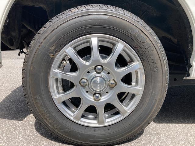 デッキバン 4WD 5速マニュアル 走行距離30540キロ エアコン パワーステアリング 両側スライドドア 保証付き 12インチアルミホイール(43枚目)