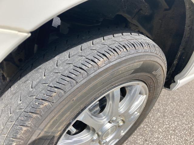デッキバン 4WD 5速マニュアル 走行距離30540キロ エアコン パワーステアリング 両側スライドドア 保証付き 12インチアルミホイール(45枚目)