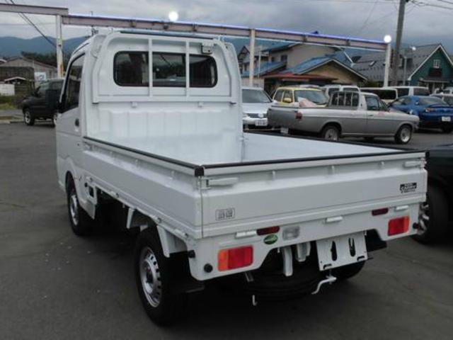KCエアコン・パワステ農繁仕様 4WD 5MT車 ABS(3枚目)