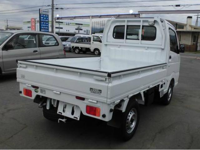KCエアコン・パワステ農繁仕様 4WD 5MT車 ABS(4枚目)