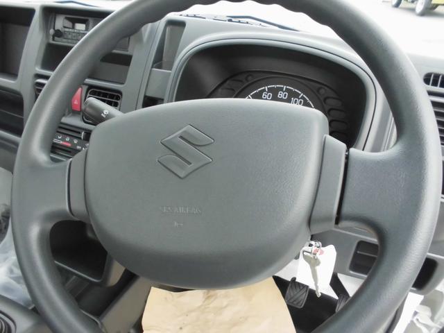 KCエアコン・パワステ農繁仕様 4WD 5MT車 ABS(8枚目)